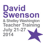 David Swenson and Shelley Washington Teacher Training