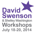 David Swenson & Shelley Washington Workshops