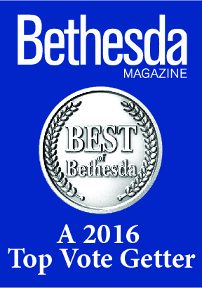 Best of Bethesda_2016_Top Vote Getter