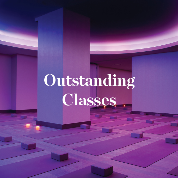 Outstanding Classes