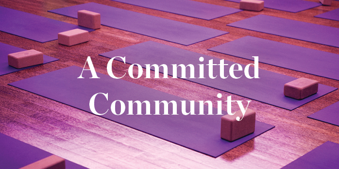 A Committed Community