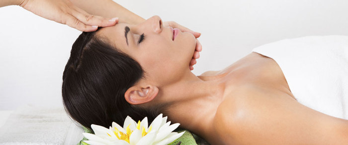 Facials at Radiance Spa