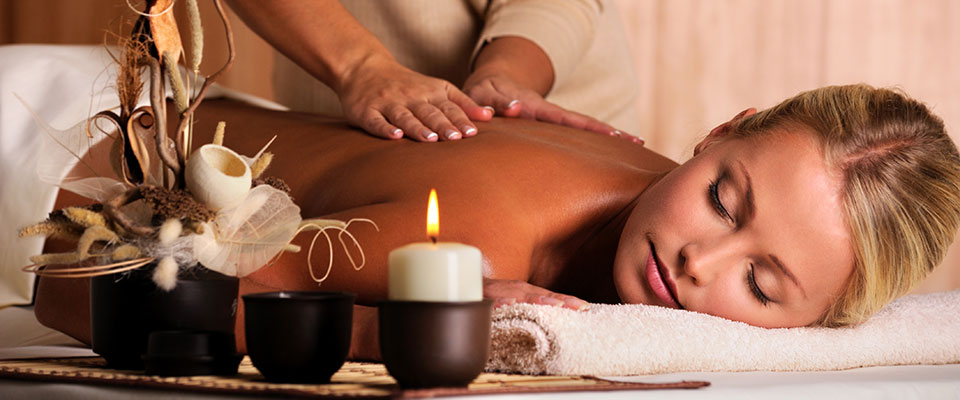 Massages at Radiance Spa