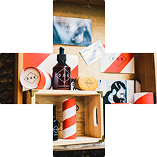 Babershop Products at Rebel Rebel Barber