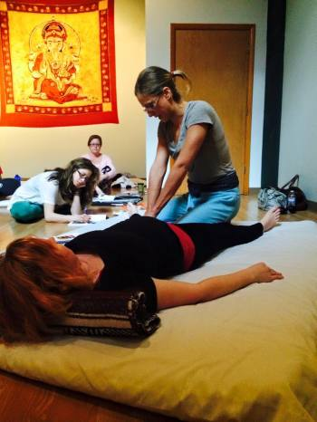 Thai Massage Education with the Thai Massage Certification Program from Release Yoga