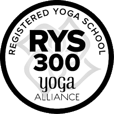 RYS 300 Yoga Alliance Registered Yoga School