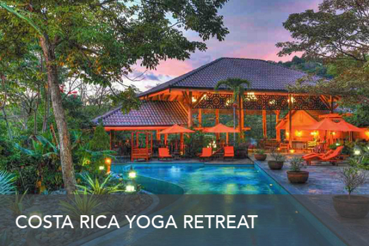 Costa Rica Yoga Retreat with Release Yoga in Akron & North Canton, OH