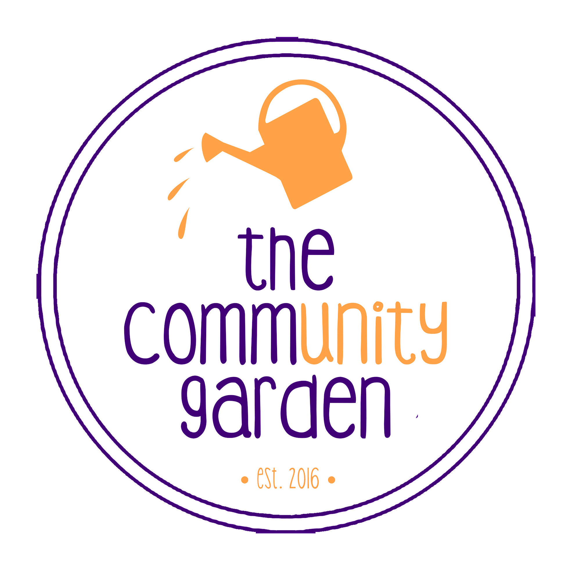 The Community Garden Logo