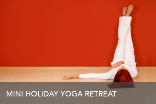 Mini Holiday Yoga Retreat from Release Yoga in Akron & North Canton, OH