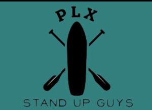 PLX Stand Up Guys Logo