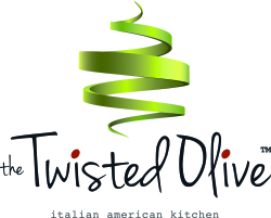 The Twisted Olive Italian American Kitchen Logo