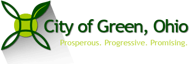 City of Green, OH Logo
