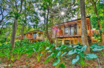 Rooms on the Costa Rica Yoga Retreat from Release Yoga