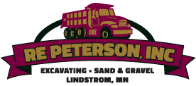 RE Peterson Inc. Logo