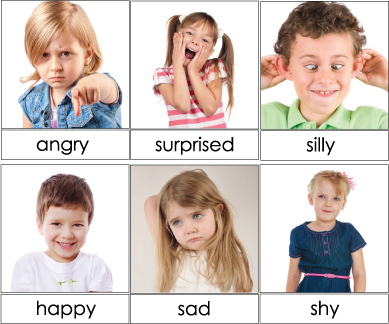 Image result for kids emotion faces