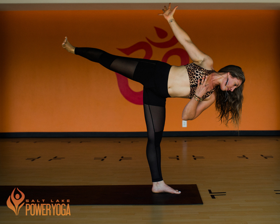 Jessa Munion, Yoga Teacher and SLPY Program Facilitator at Salt Lake Power Yoga