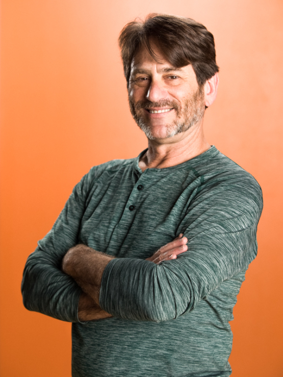 Marc Weinreich, Co-Owner and Yoga Teacher at Salt Lake Power Yoga
