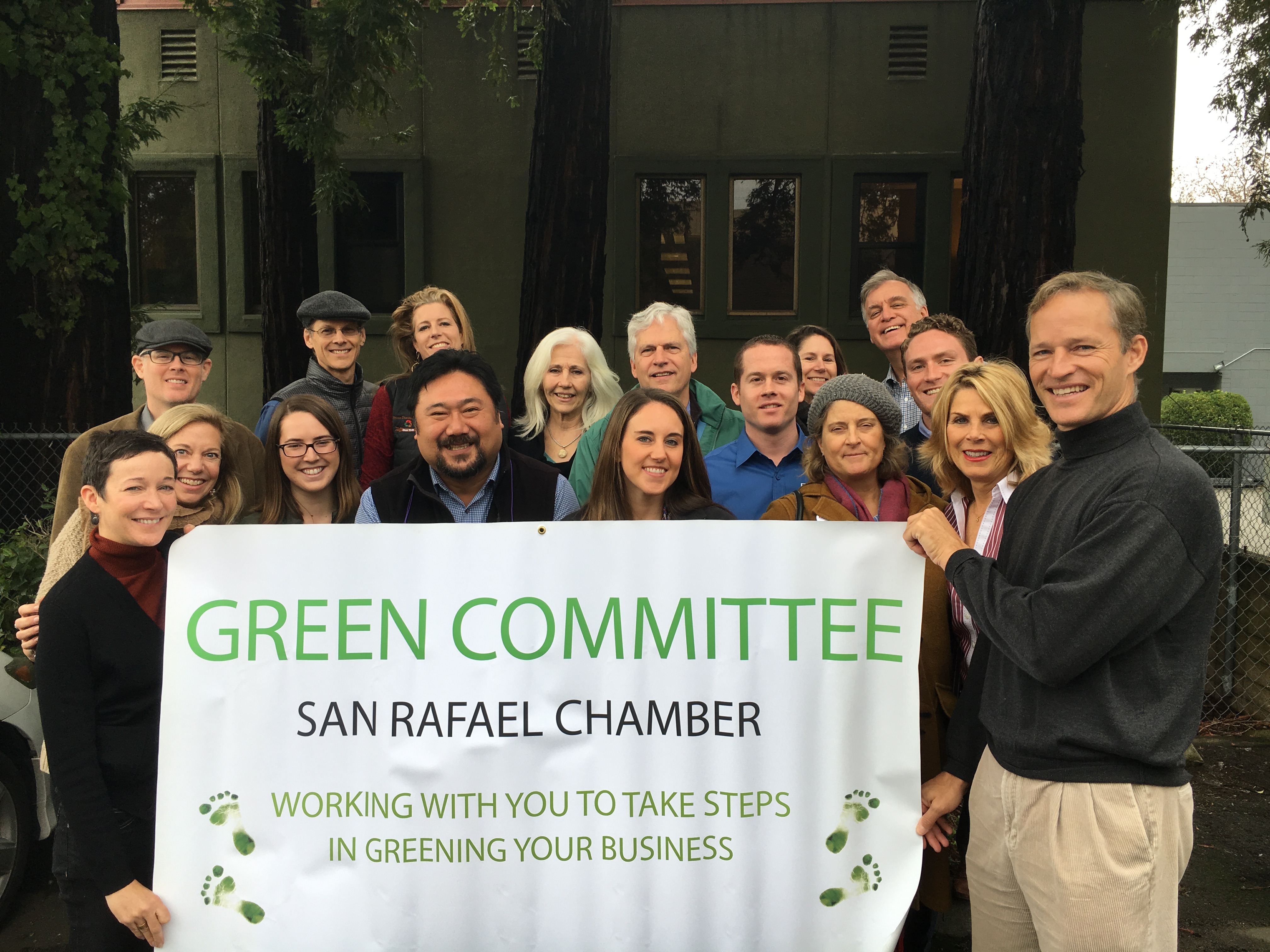 Green Business Committee 2016