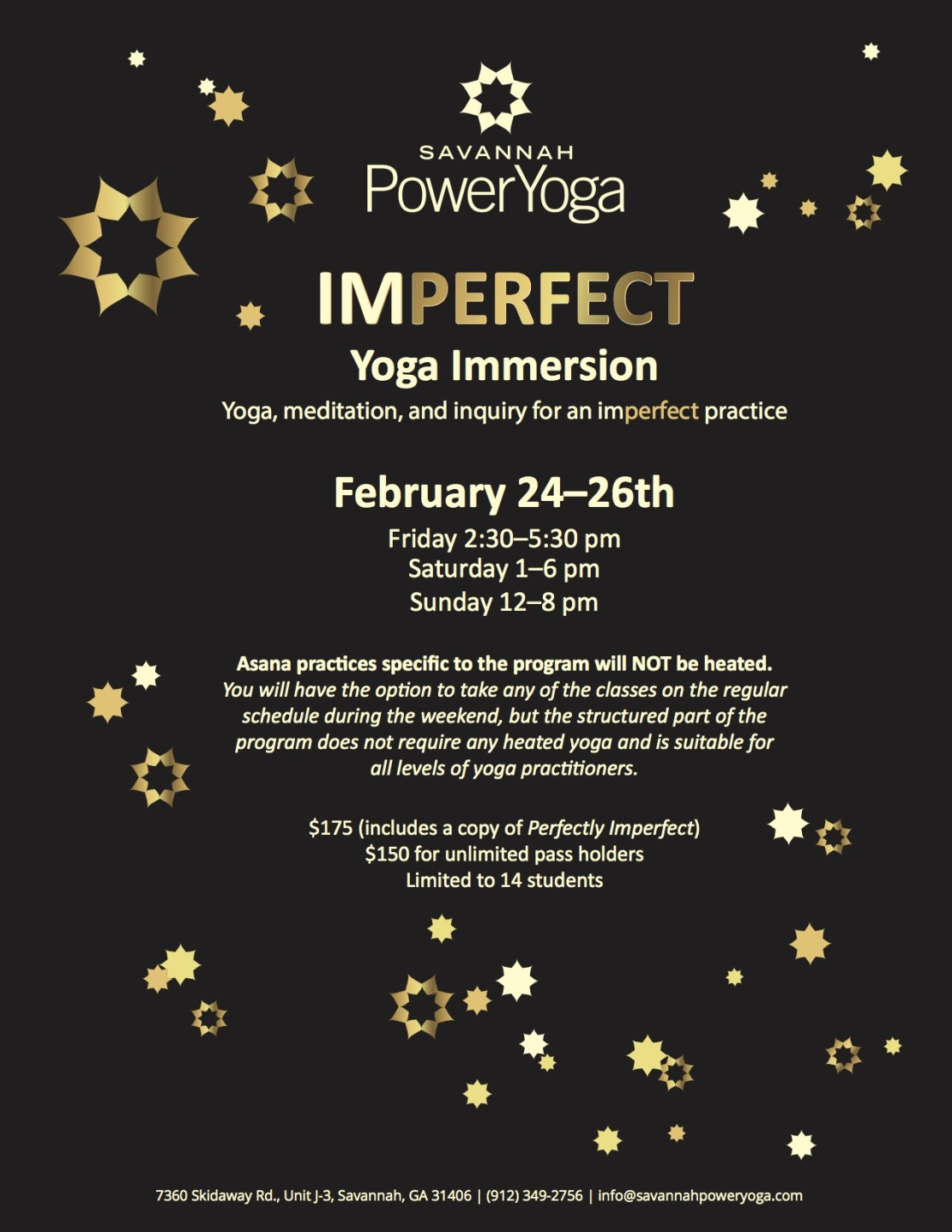 ImPerfect Yoga Immersion