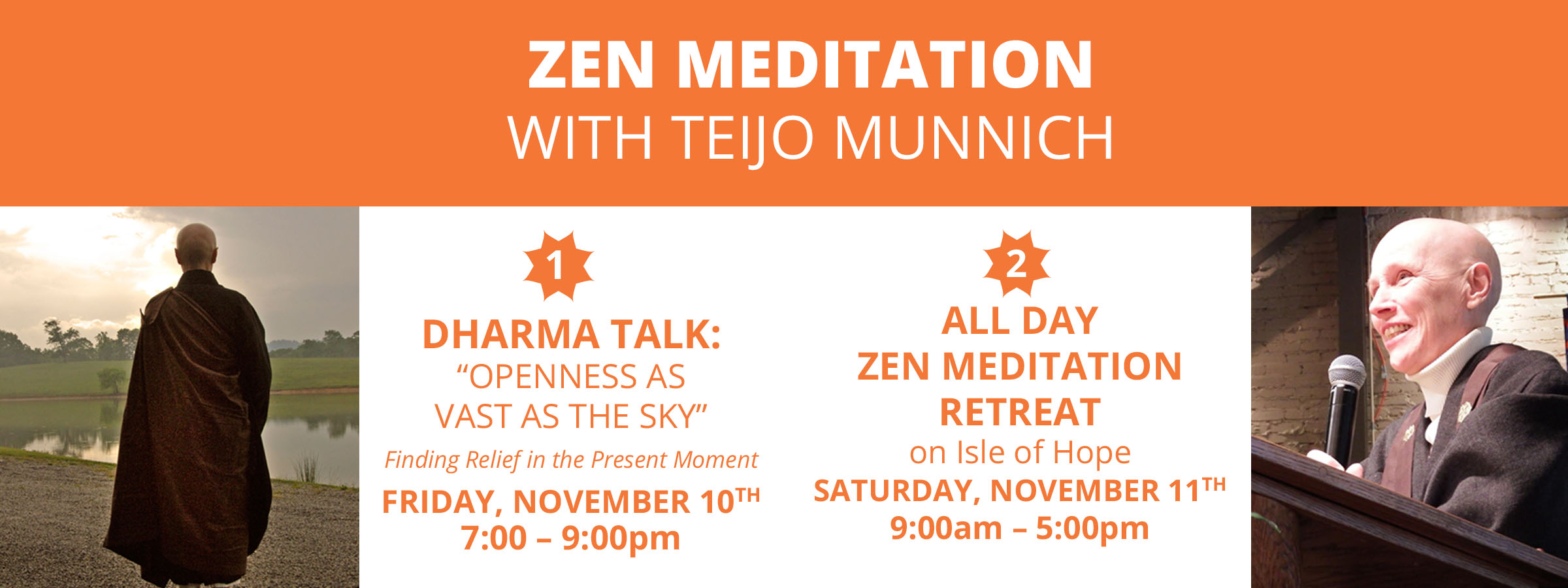Zen Meditation Weekend