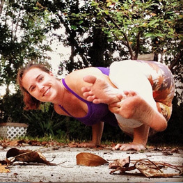 Kristjan Thompson  | Savannah Yoga Center
