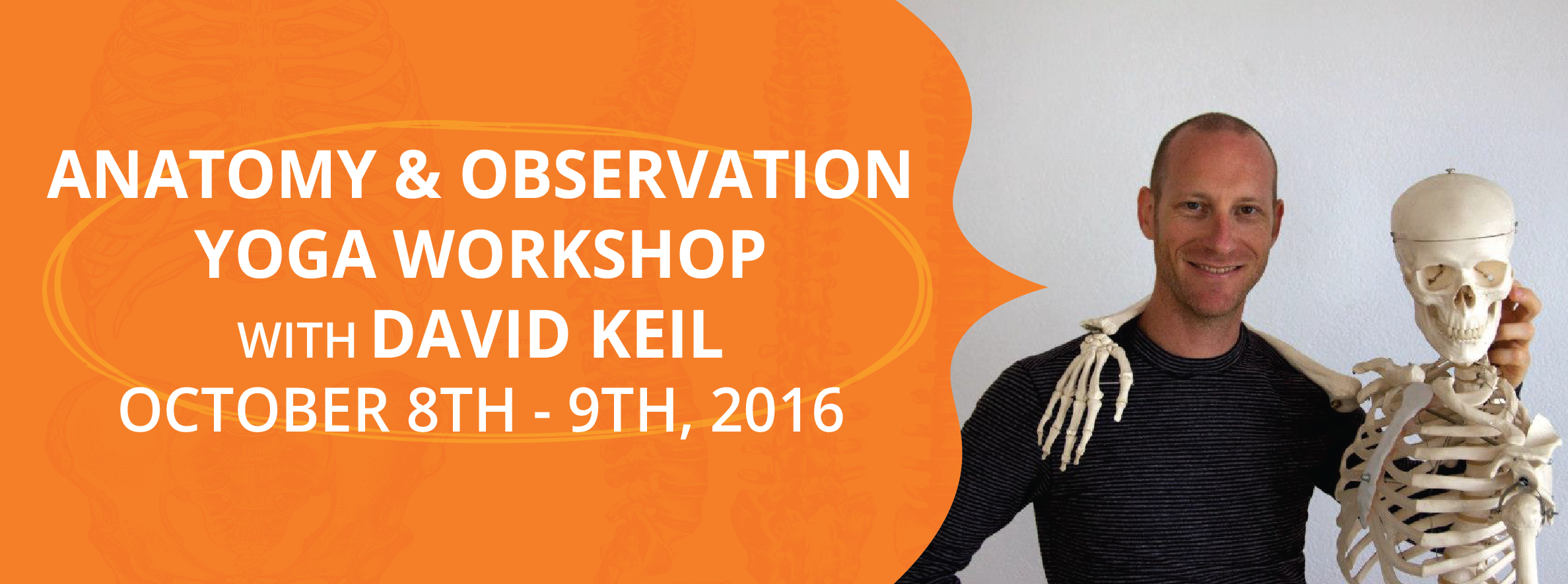 Anatomy & Observation Yoga Workshop