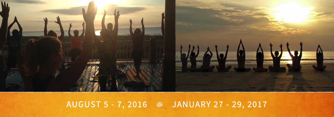 Savannah Yoga Center  |  Yoga Ocean Beach Retreat