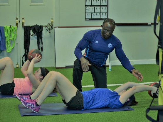 Personal Training Session with Edmund at Sculptor at Strength