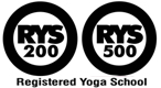 Shakti Vinyasa Yoga Bellevue is a Registered Yoga School