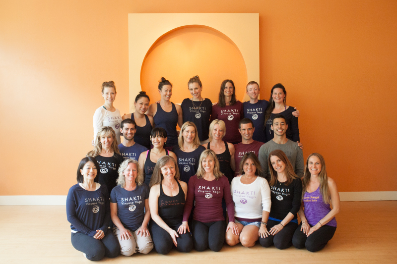 Yoga Instructors at Shakti Vinyasa Yoga Seattle