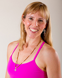 Lisa Black, Founder & Director at Shakti Vinyasa Yoga