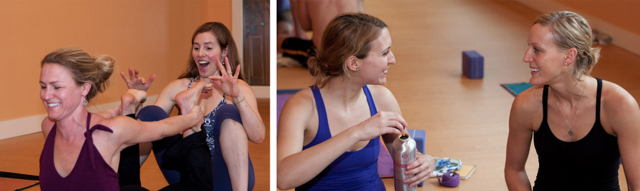 Teacher Mentorship Program at Shakti Vinyasa Yoga