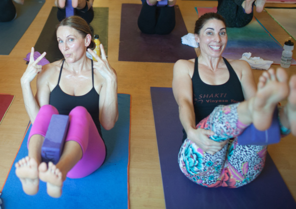 Private Yoga Sessions for Two at Shakti Vinyasa Yoga