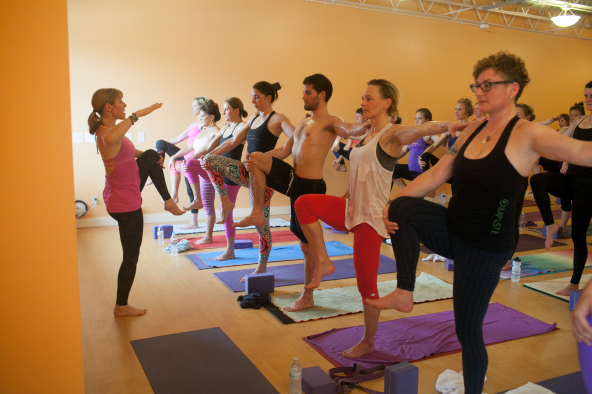 Custom Private Yoga Sessions at Shakti Vinyasa Yoga