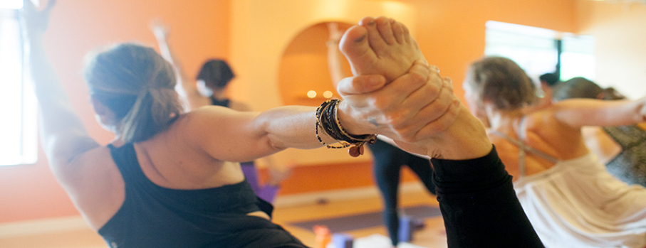 200-Hour Yoga Teacher Training at Shakti Vinyasa Yoga
