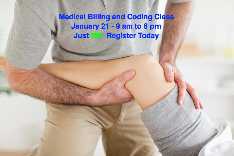 Medical Billing Class 1-21-17