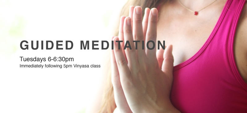 Meditation Web Slider