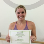 Ashley Kellum, Studio 6 Fitness Century Club Member