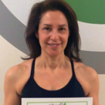 Cindy Syler, Studio 6 Fitness Century Club Member