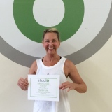 Dawn Heinen, Studio 6 Fitness Century Club Member