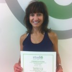 Debbie Low, Studio 6 Fitness Century Club Member