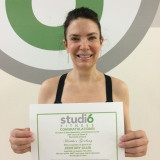 Heather Gerling, Studio 6 Fitness Century Club Member