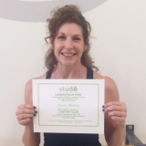 Janice Meadows, Studio 6 Fitness Century Club Member