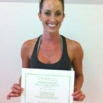 Jennifer Jones, Studio 6 Fitness Century Club Member
