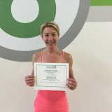 Julie Fletcher, Studio 6 Fitness Century Club Member