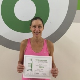 Kathryn Williams, Studio 6 Fitness Century Club Member