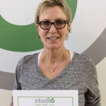 Laurie Blackmun, Studio 6 Fitness Century Club Member