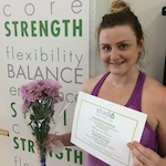 Margaret Turton, Studio 6 Fitness Cintur Club Member