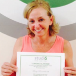 Mary Rosenbleeth, Studio 6 Fitness Century Club Member
