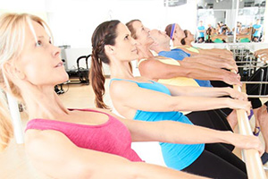 Mega Barre Classes at Studio 6 Fitness